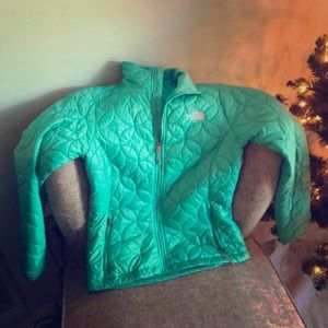 The North Face ladies quilted jacket
